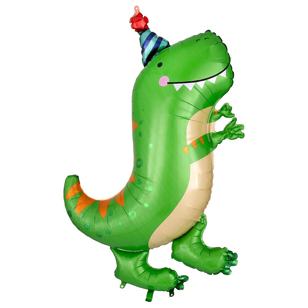 Giant Dino-Mite Balloon, 34in Image #1
