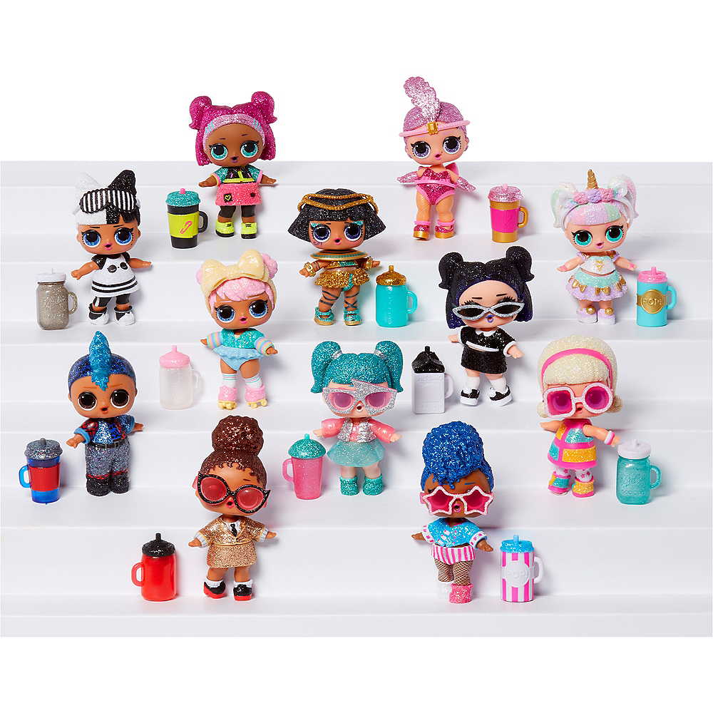 L.O.L. Surprise! Sparkle Series Mystery Pack Image #4
