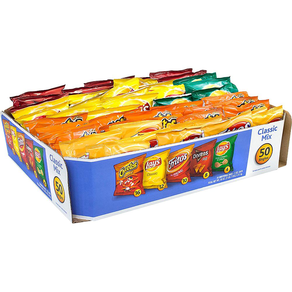 Frito-Lay Classic Mix Variety Pack 50ct Image #1