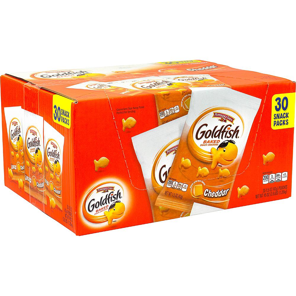 Pepperidge Farm Goldfish Baked Snack Crackers 30ct Image #1