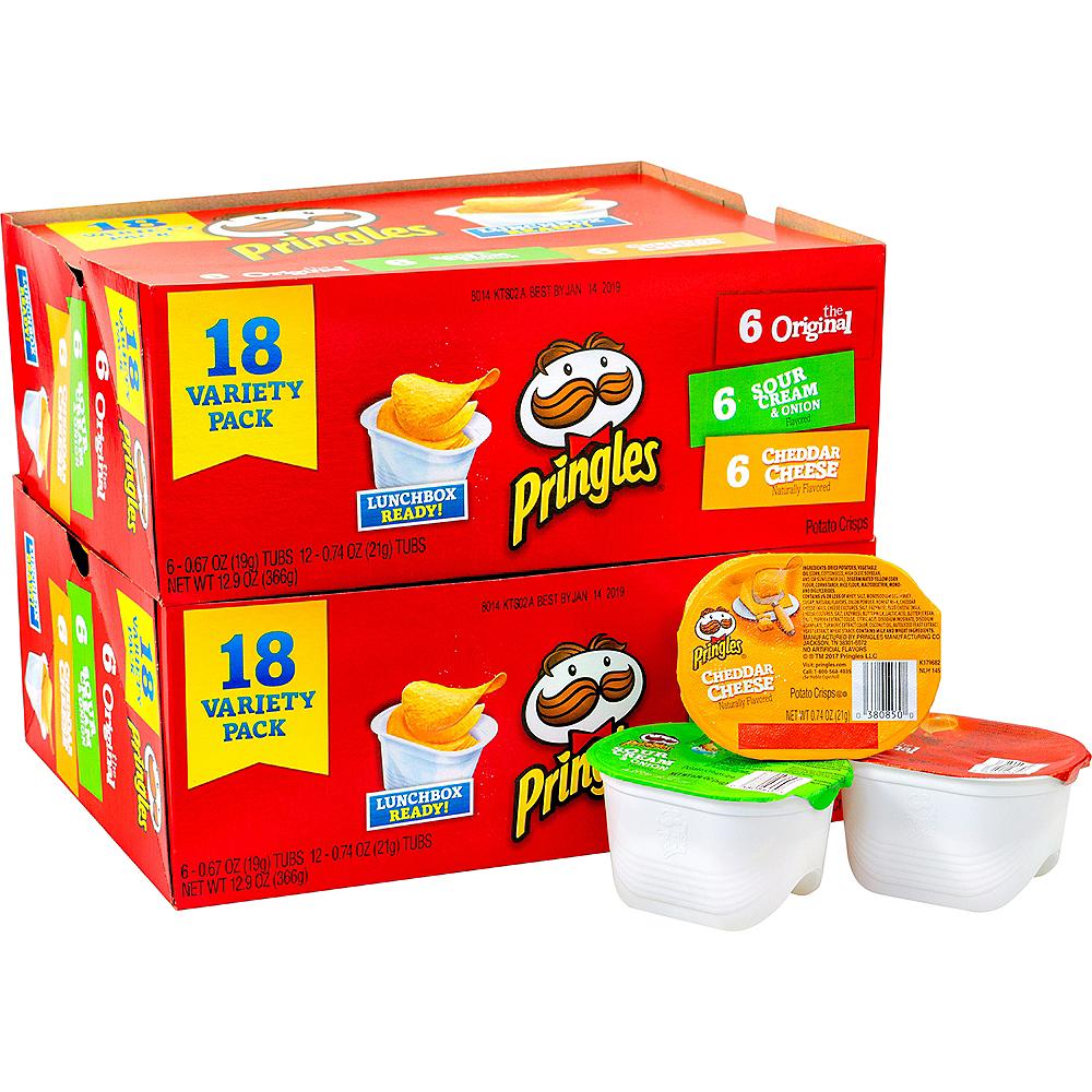 Pringles Snack Stacks Variety Pack 36ct Image #1