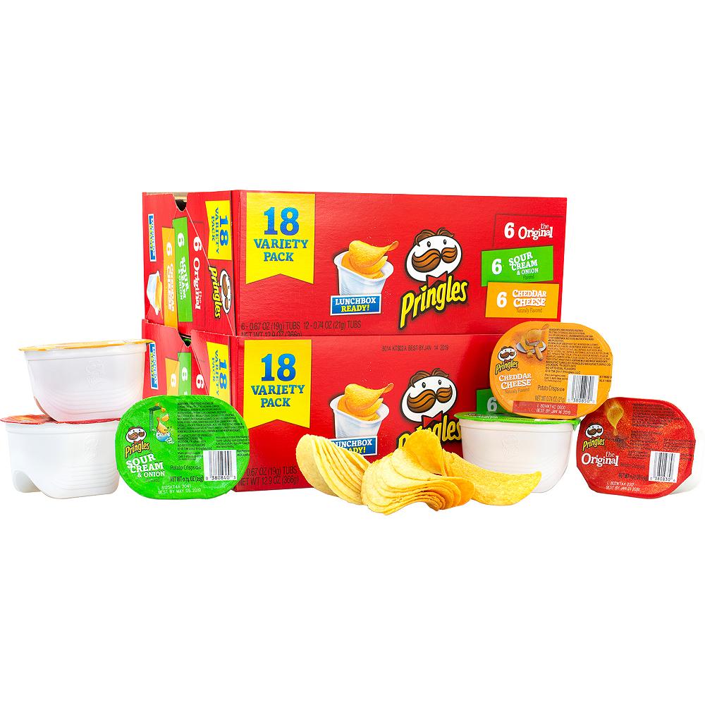 Pringles Snack Stacks Variety Pack 36ct Image #5