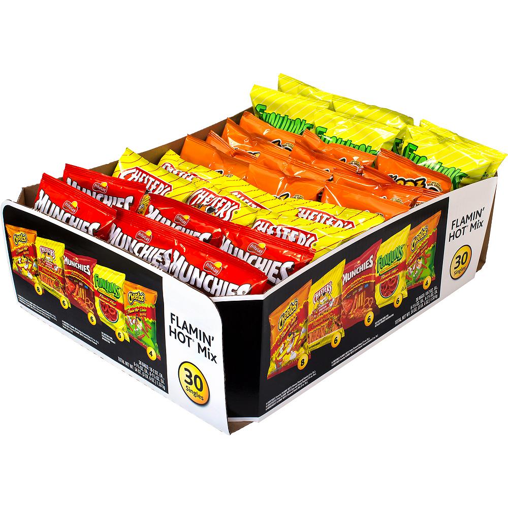 Frito-Lay Flamin' Hot Chip Mix 30ct Image #4