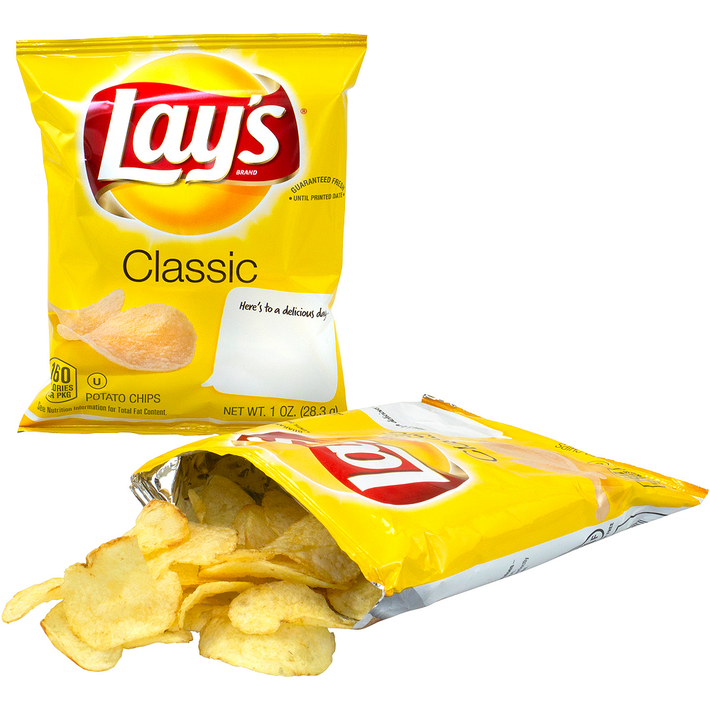 Nav Item for Lay's Original Potato Chips 50ct Image #2