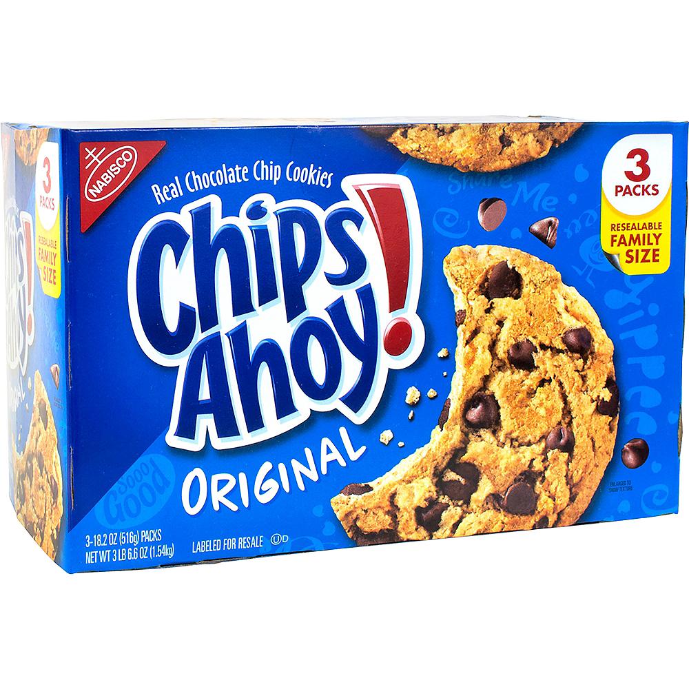 Nabisco Chips Ahoy Cookies Image #1