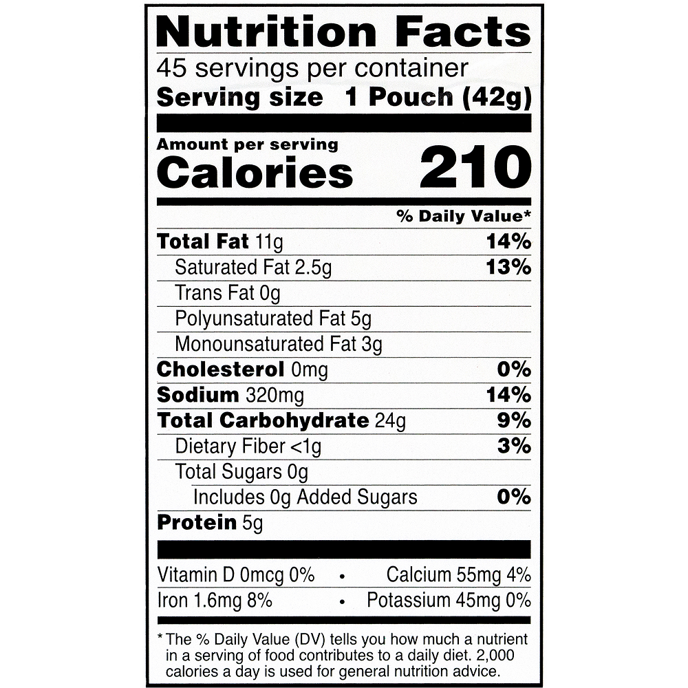 Cheez-It Original Baked Snack Crackers Pouches 45ct Image #6