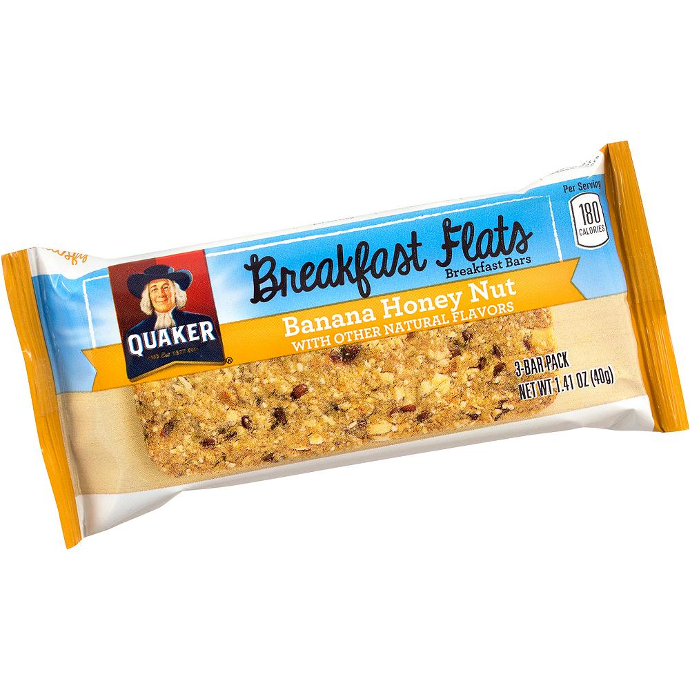 Quaker Banana Honey Nut Breakfast Flats 18ct Image #3
