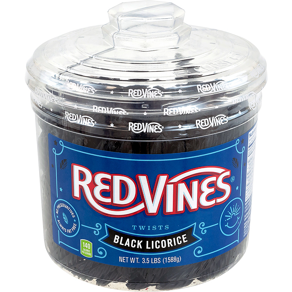 Red Vines Black Licorice Twists Image #1