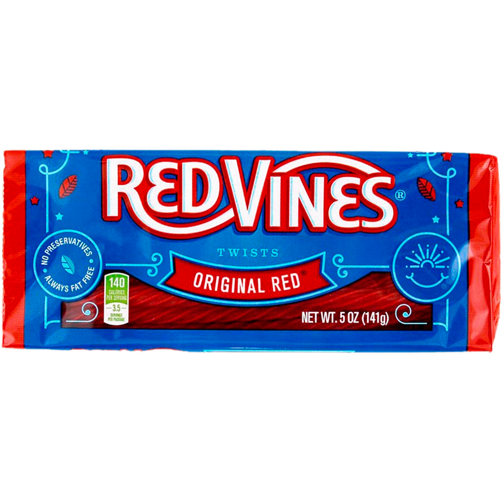 King Size Red Vines Trays 24ct Image #2
