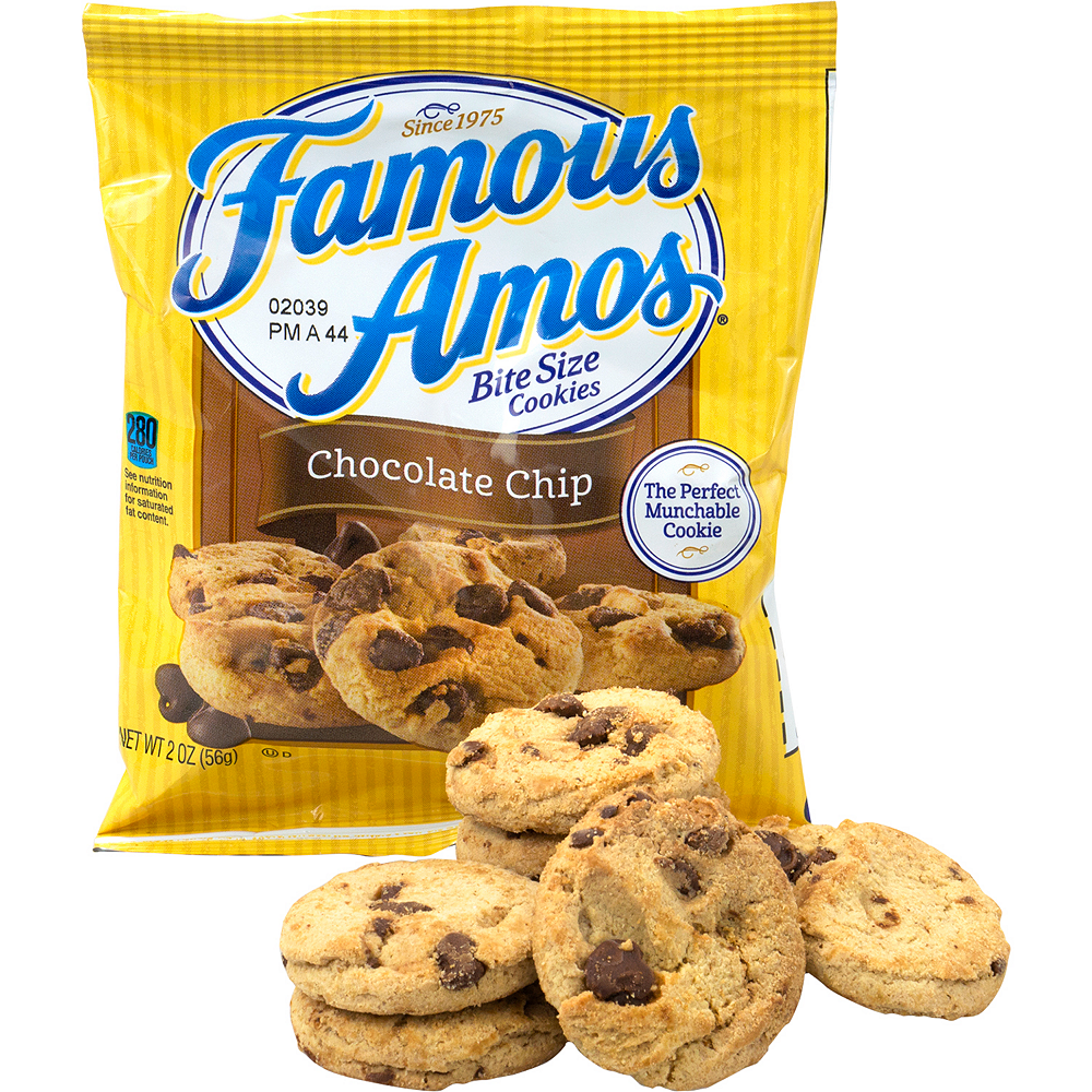 Famous Amos Chocolate Chip Cookies 36ct Image #5