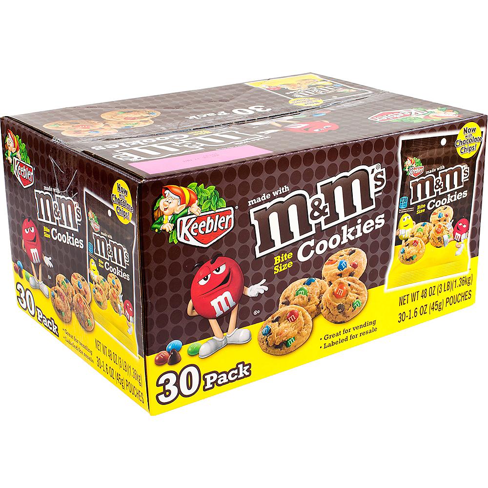 Keebler M&M Cookies 30ct Image #1