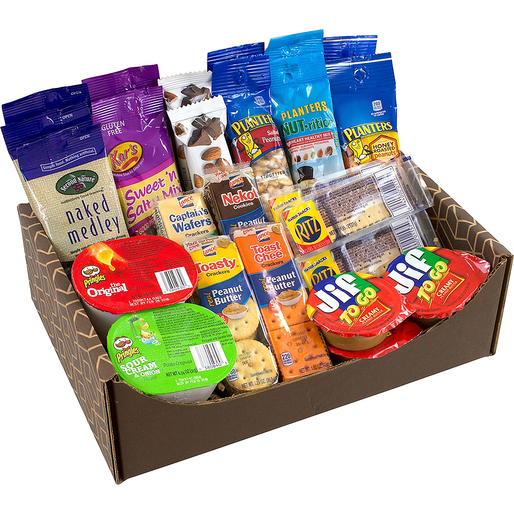 On-The-Go Snack Box 27ct Image #1