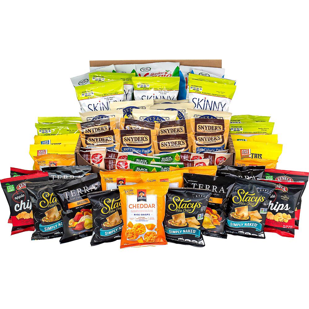 Big Healthy Snack Box 65ct Image #1