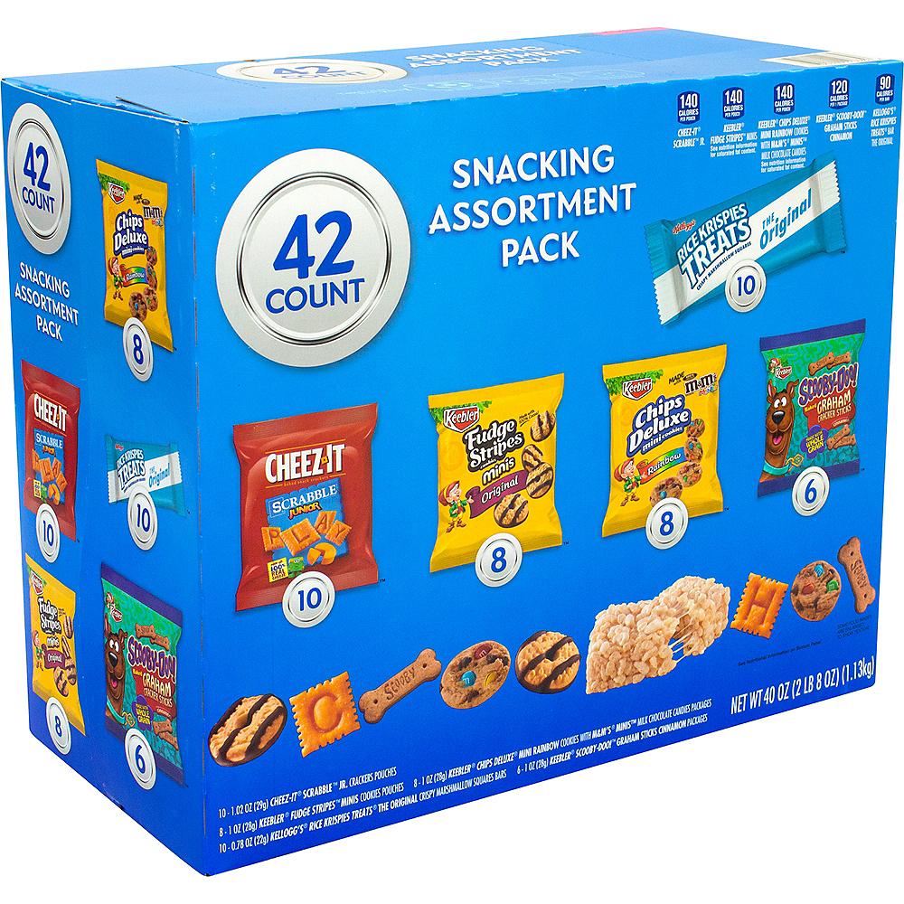 Keebler Cookie & Cracker Variety Pack 42ct Image #1