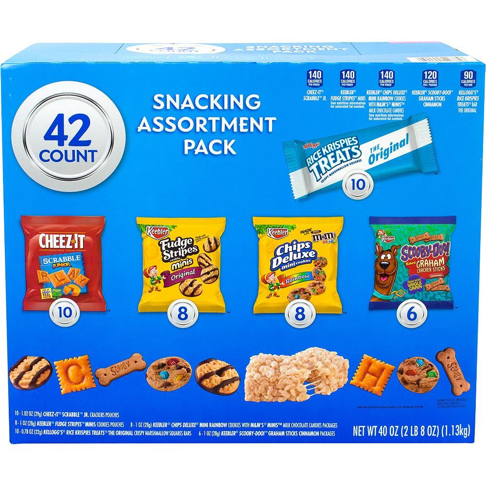Keebler Cookie & Cracker Variety Pack 42ct Image #3