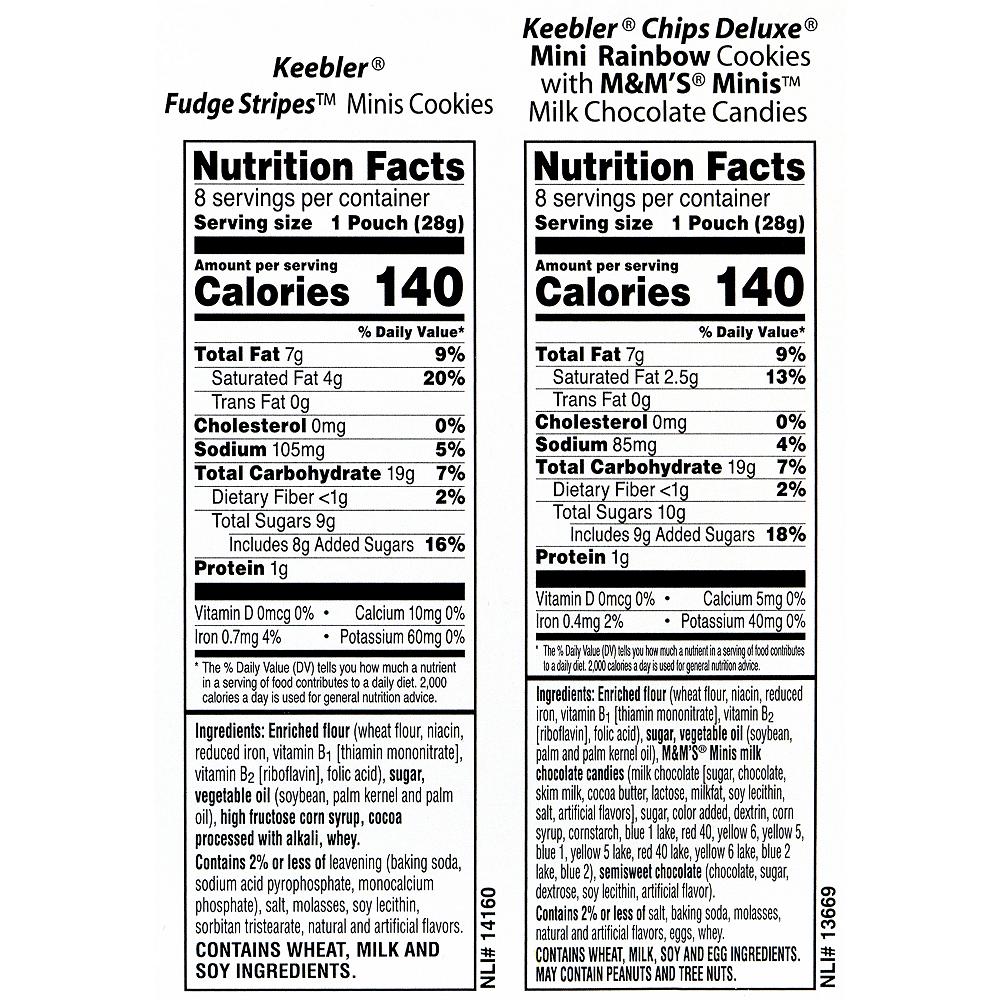 Keebler Cookie & Cracker Variety Pack 42ct Image #6