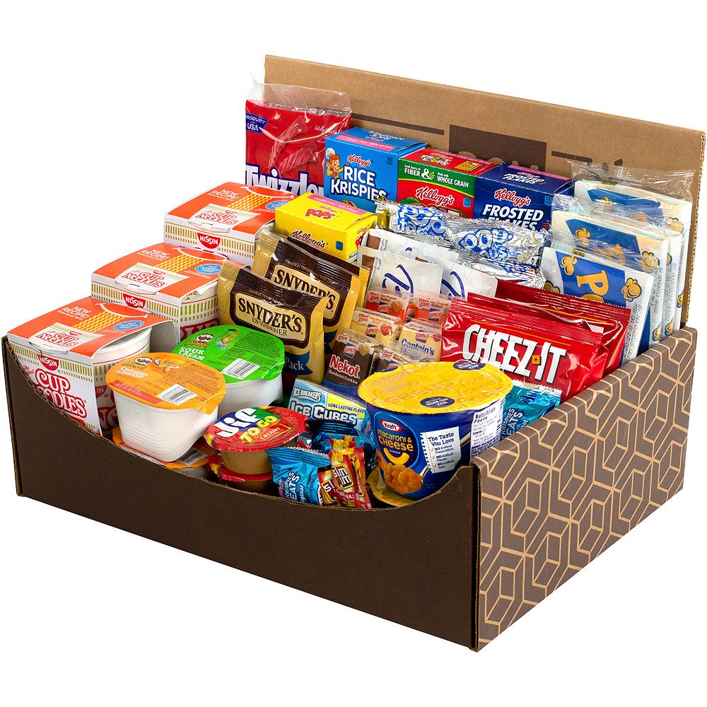 Dorm Room Survival Snack Box 54ct Image #3