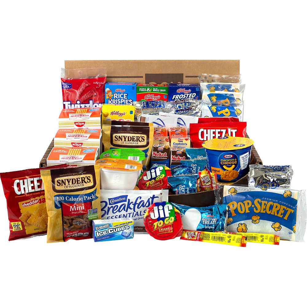 Dorm Room Survival Snack Box 54ct Image #4