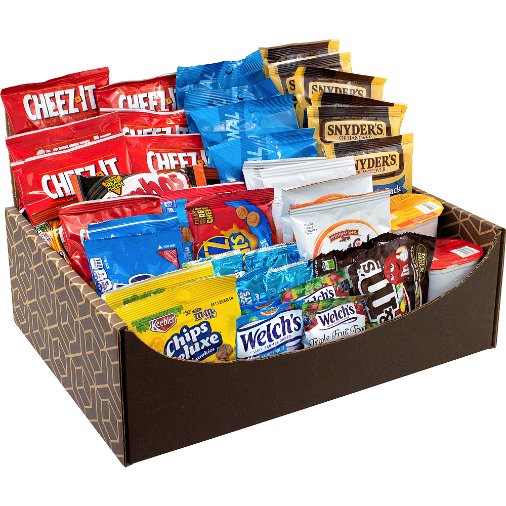Party Snack Box 45ct Image #1