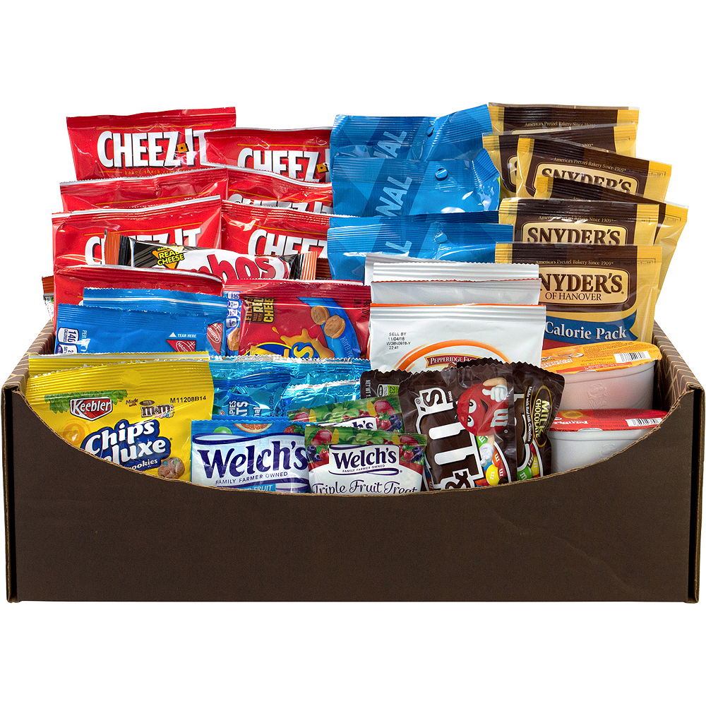 Party Snack Box 45ct Image #2