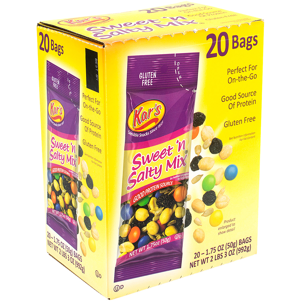 Kar's Sweet 'N Salty Mix Pouches 20ct Image #1