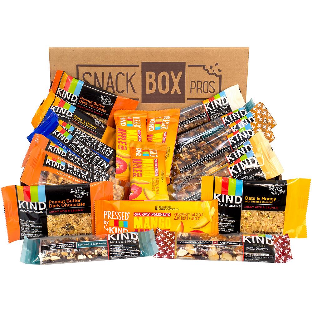 Kind Bars Favorites Snack Box 22ct Image #4