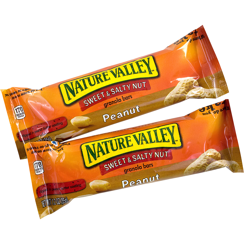 Nature Valley Peanut Sweet & Salty Nut Granola Bars 48ct Image #2