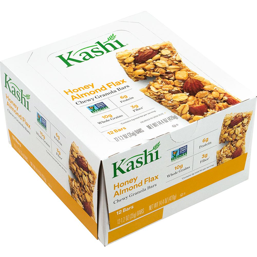 Kashi Honey Almond Flax Chewy Granola Bars 24ct Image #1