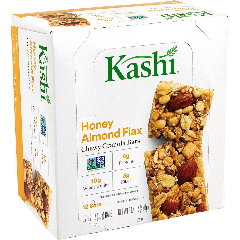 Kashi Honey Almond Flax Chewy Granola Bars 24ct Image #2