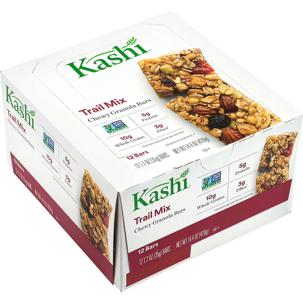 Kashi Trail Mix Chewy Granola Bars 24ct Image #1