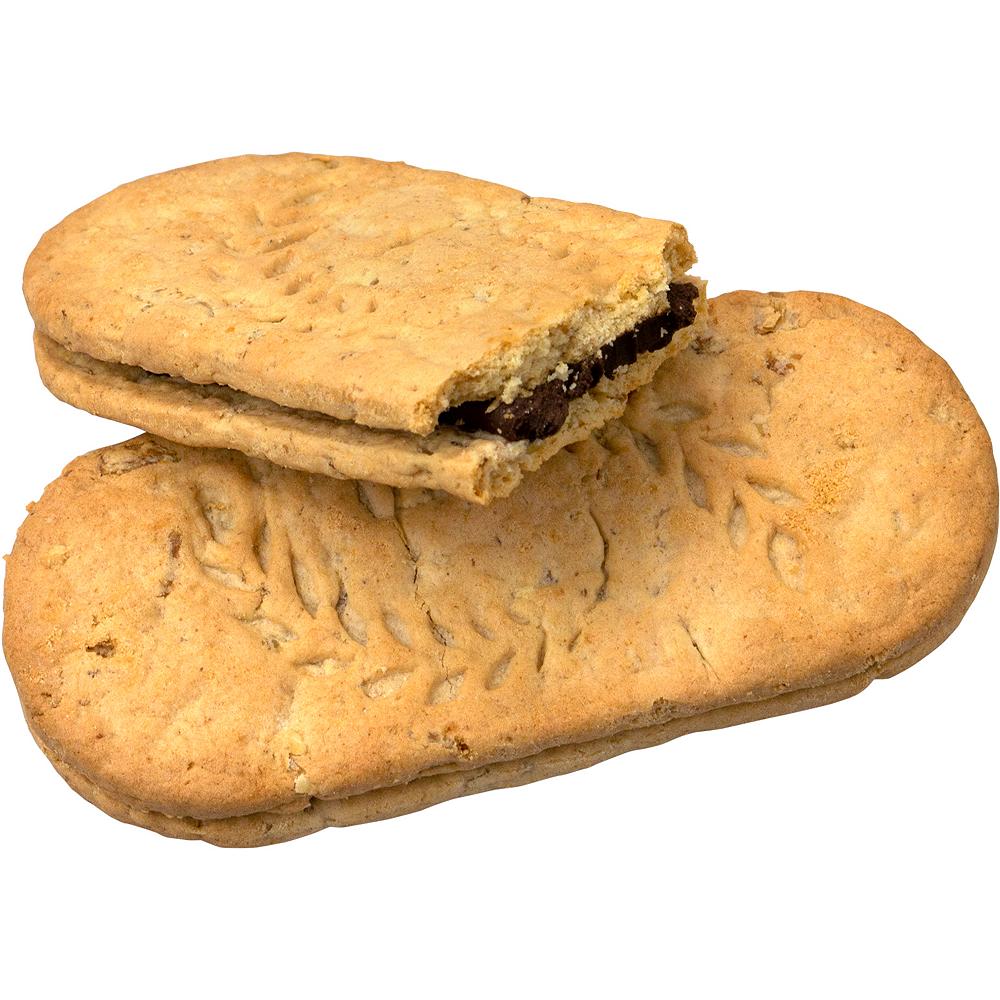 Belvita Dark Chocolate Creme Breakfast Sandwiches 25ct Image #2