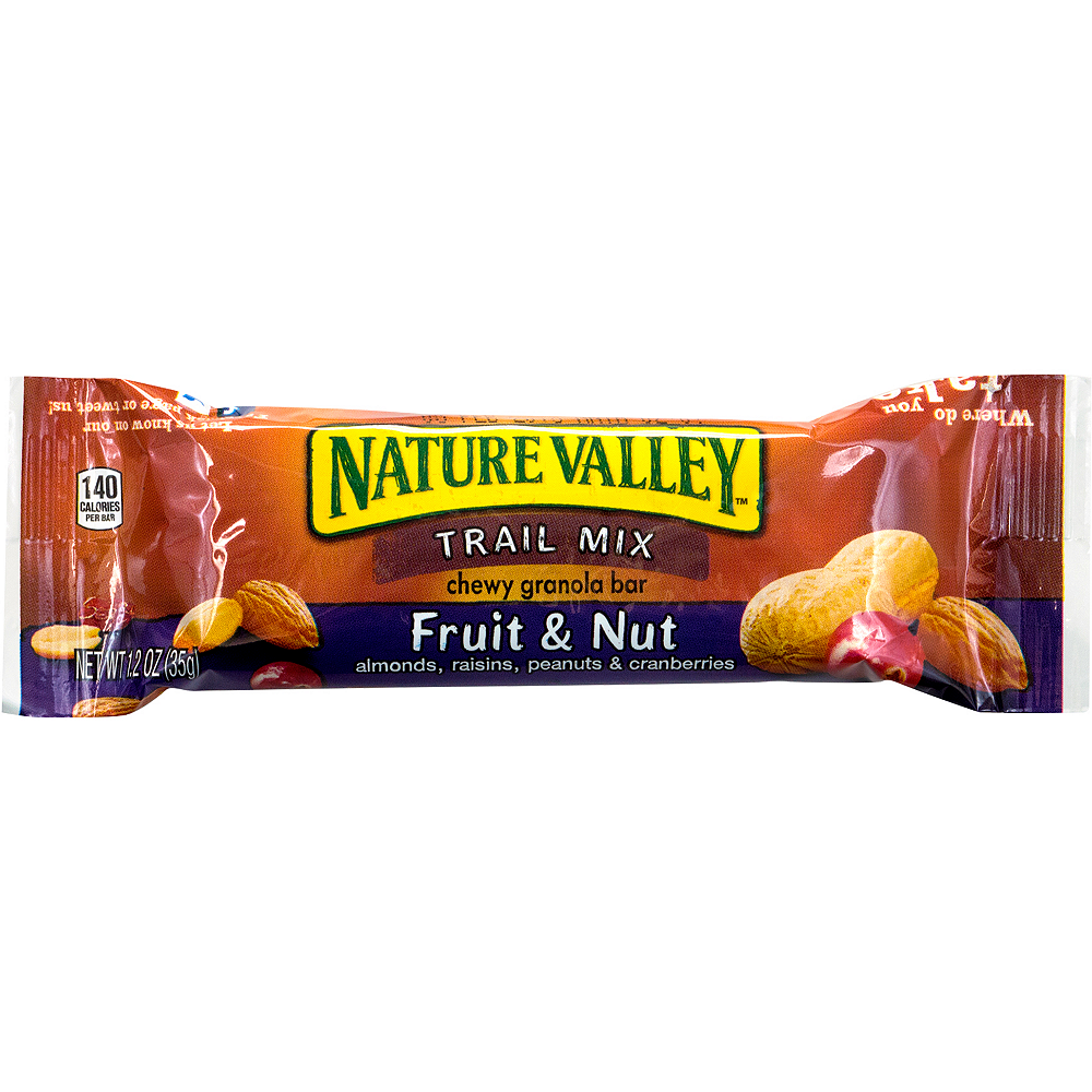 Nature Valley Trail Mix Fruit & Nut Chewy Granola Bars 48ct Image #2