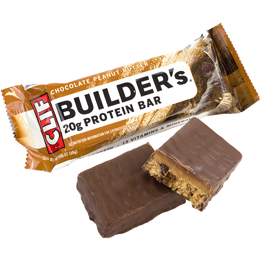Clif Builder's 20g Protein Bar Variety Pack 18ct Image #2