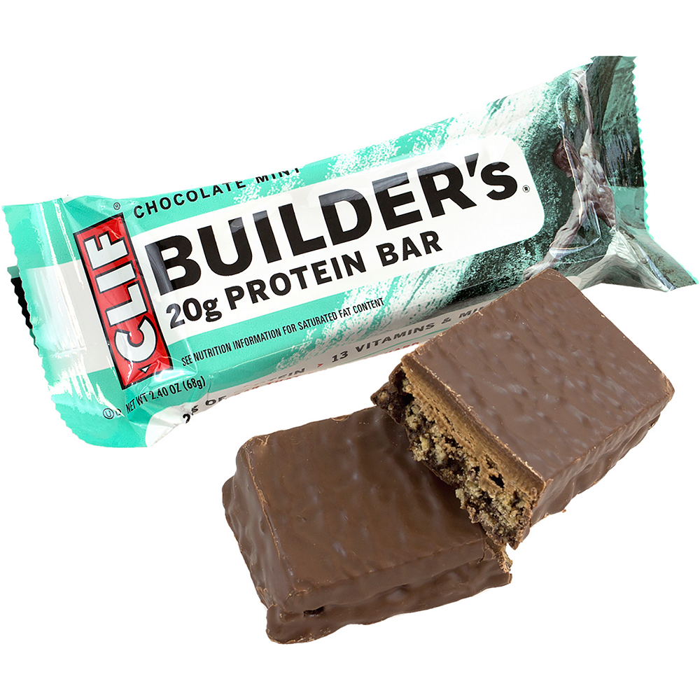 Clif Builder's 20g Protein Bar Variety Pack 18ct Image #3