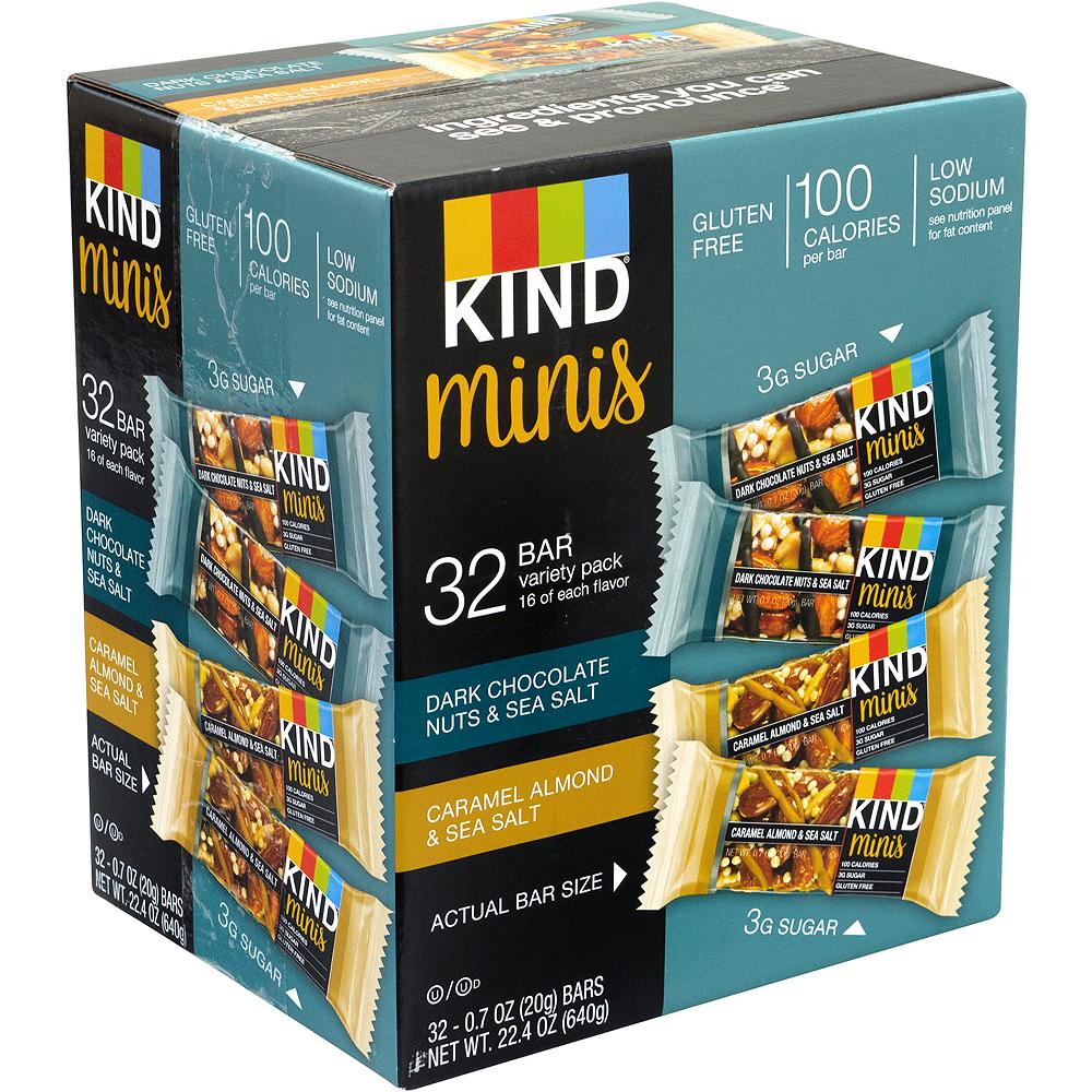 Kind Minis Bar Variety Pack 32ct Image #1