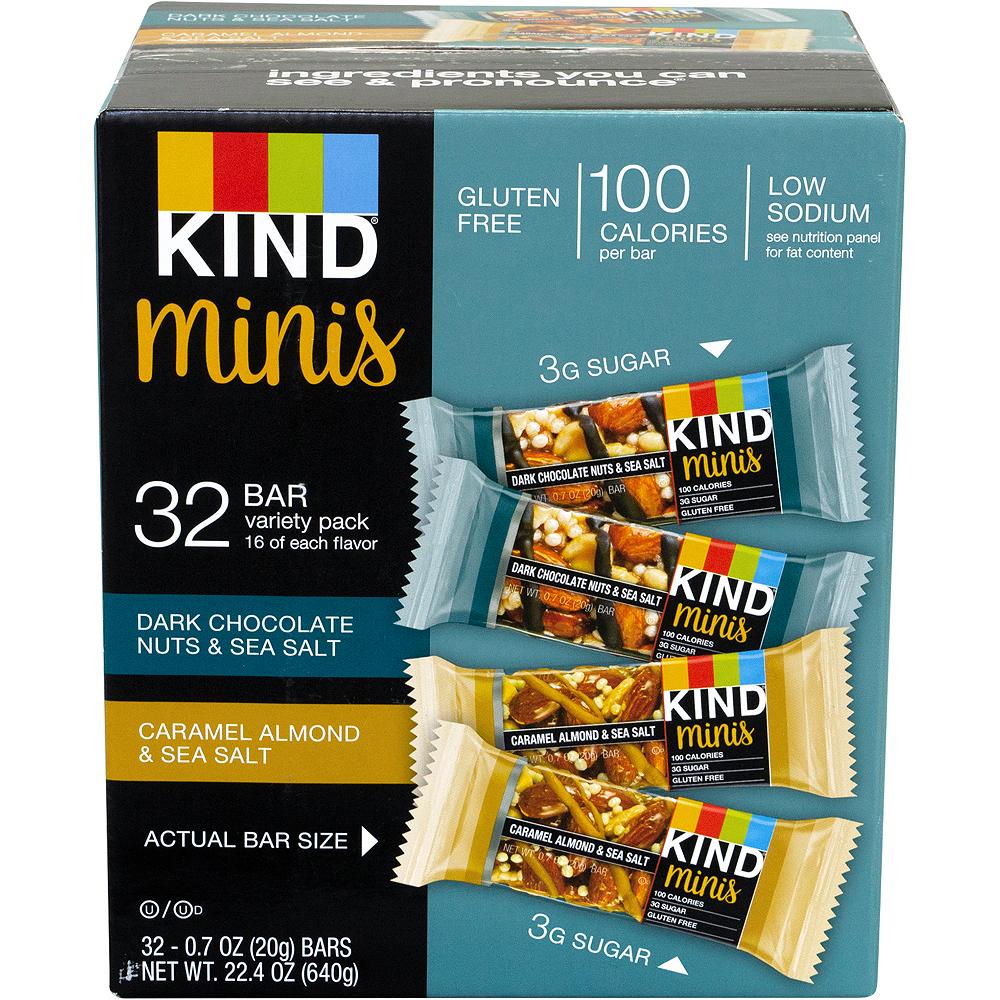 Kind Minis Bar Variety Pack 32ct Image #2