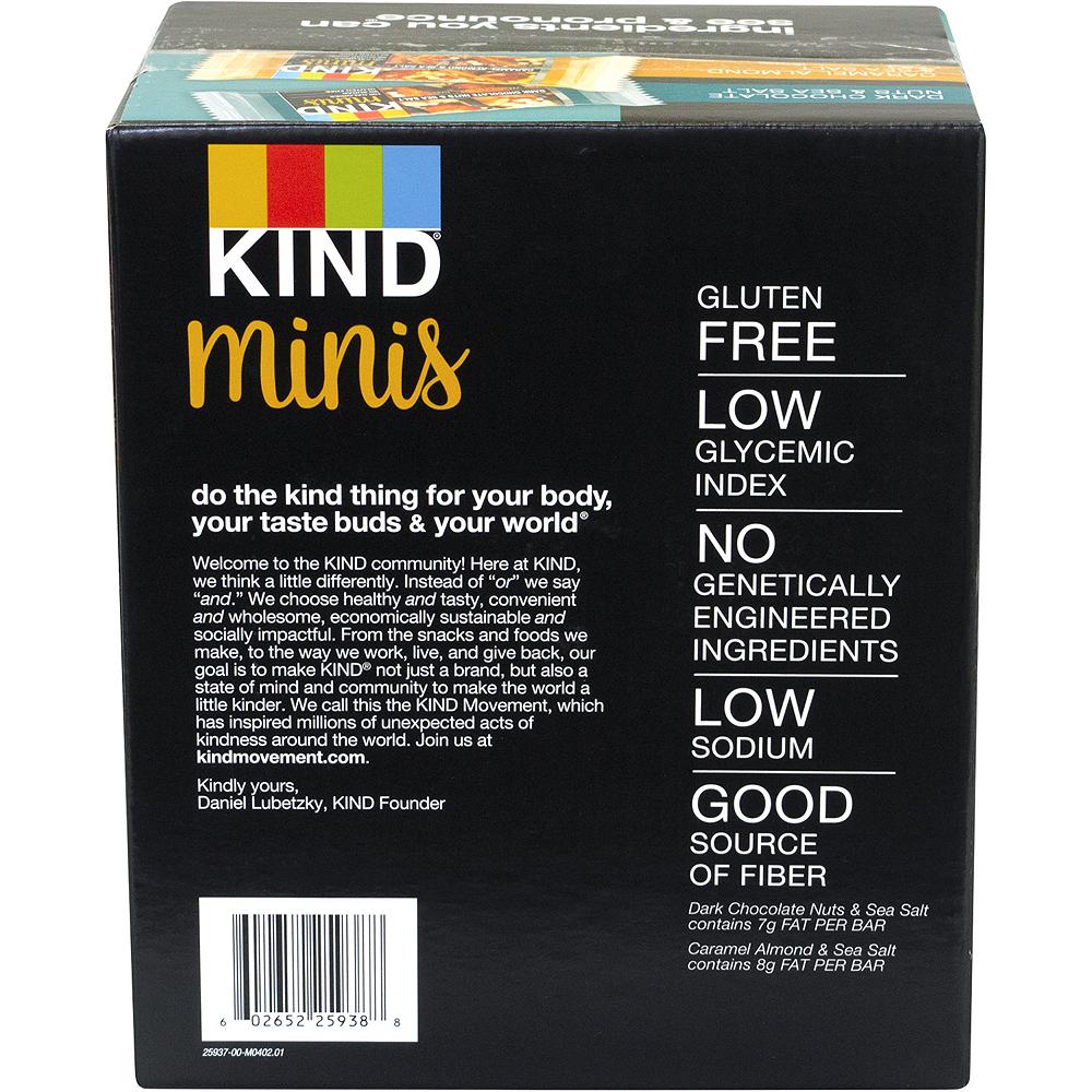 Kind Minis Bar Variety Pack 32ct Image #3