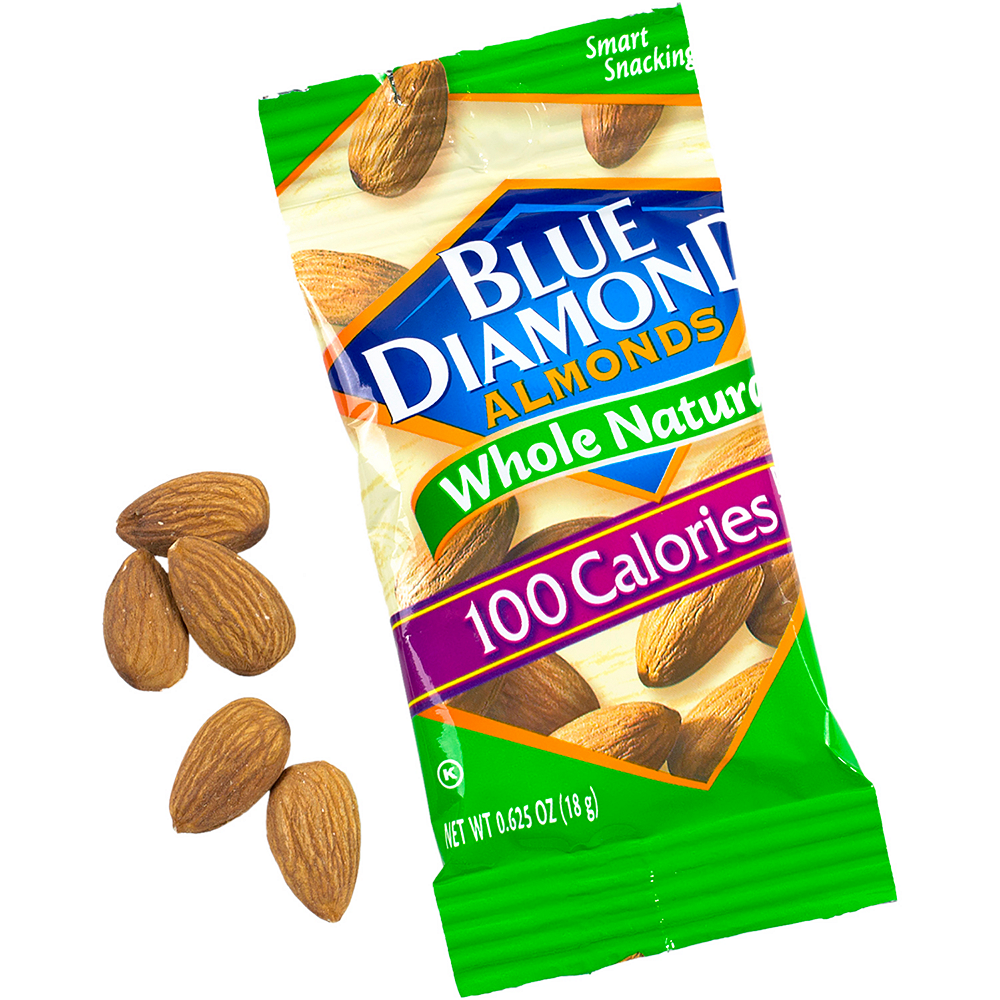 Blue Diamond Almonds On-The-Go Packs 32ct Image #1