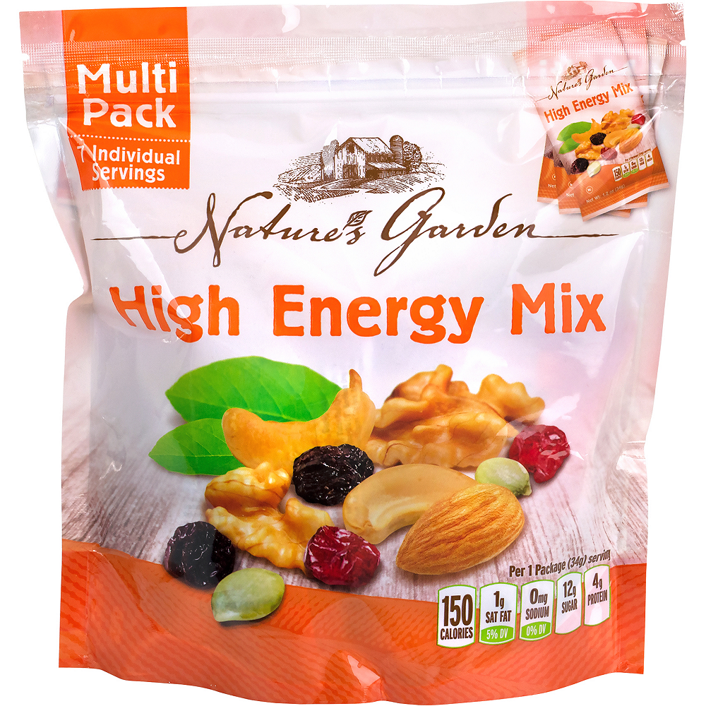 Nature's Garden High Energy Mix Multi Pack 42ct Image #1