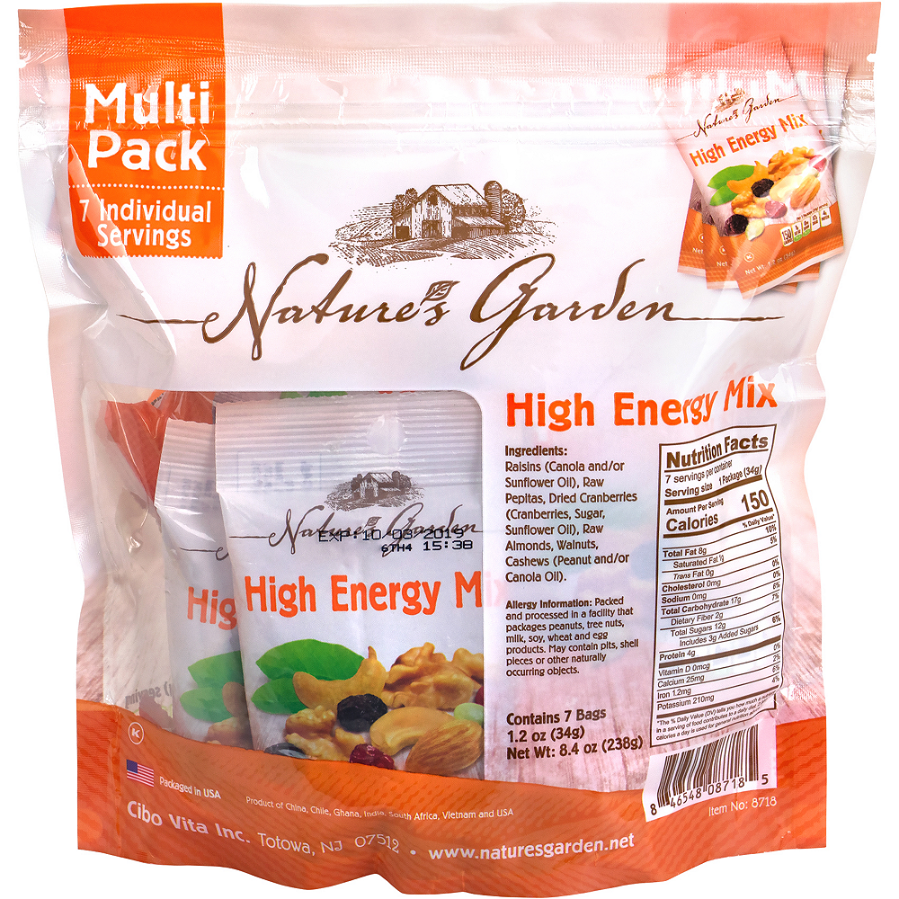 Nature's Garden High Energy Mix Multi Pack 42ct Image #2