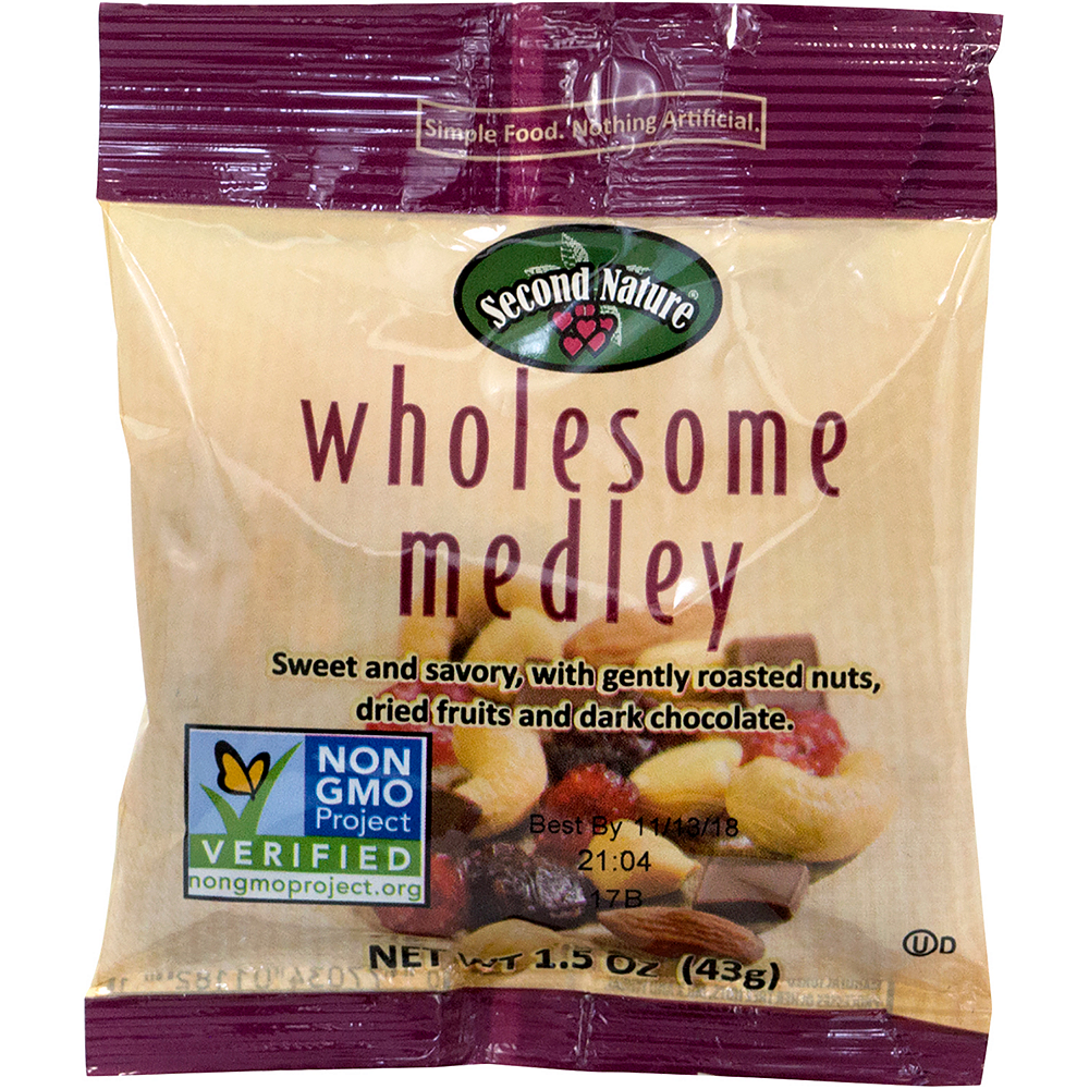 Second Nature Wholesome Medley Packs 16ct Image #2