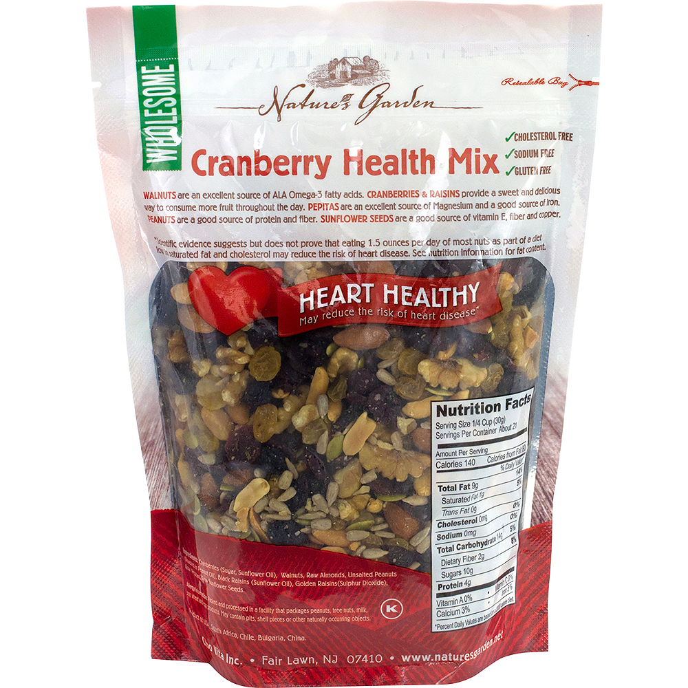 Nature's Garden Cranberry Health Mix 2-Pack Image #1