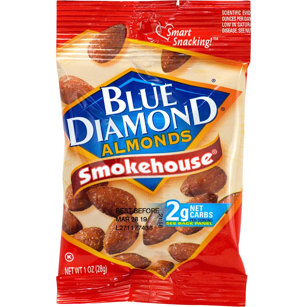 Blue Diamond Almonds Smokehouse Packs 24ct Image #2