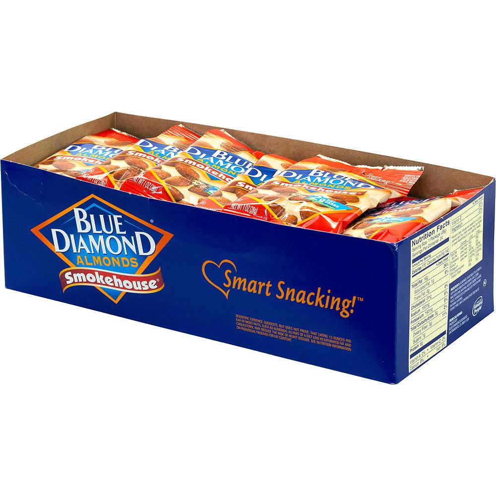 Blue Diamond Almonds Smokehouse Packs 24ct Image #4