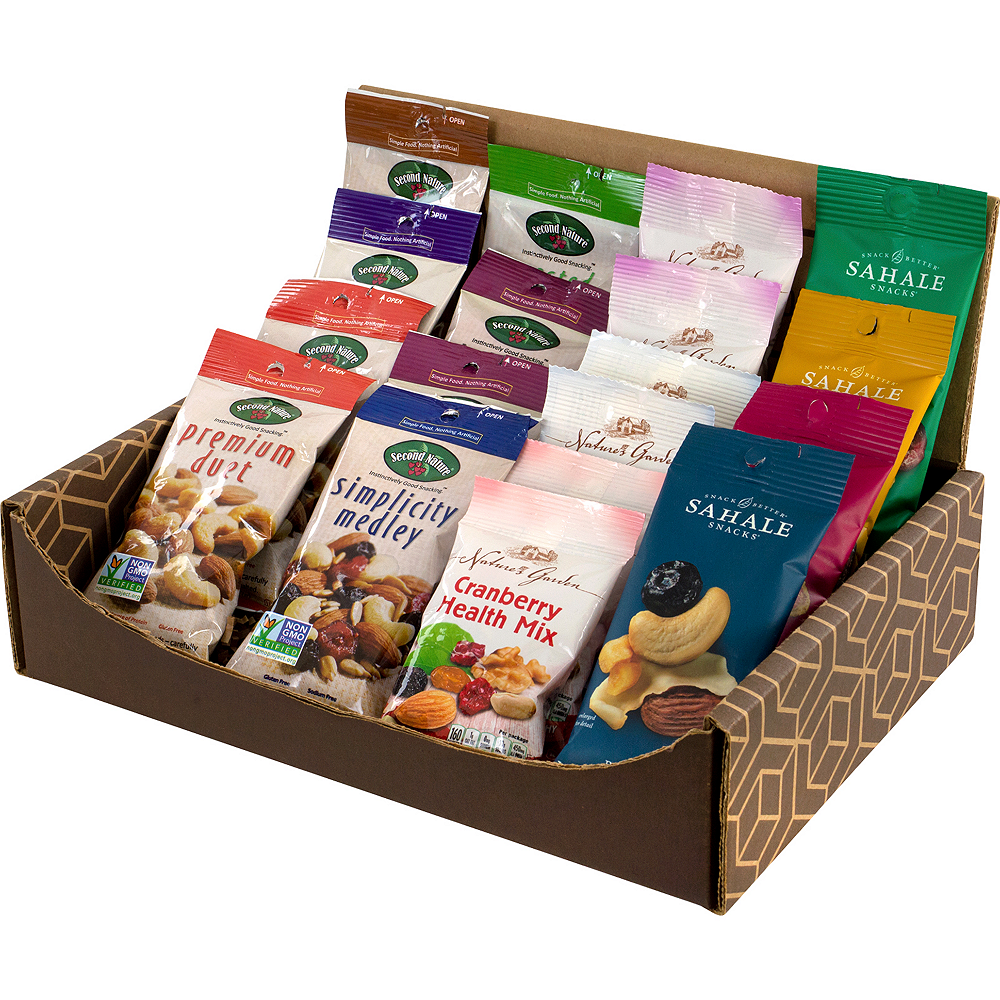 Healthy Mixed Nuts Snack Box 18ct Image #3
