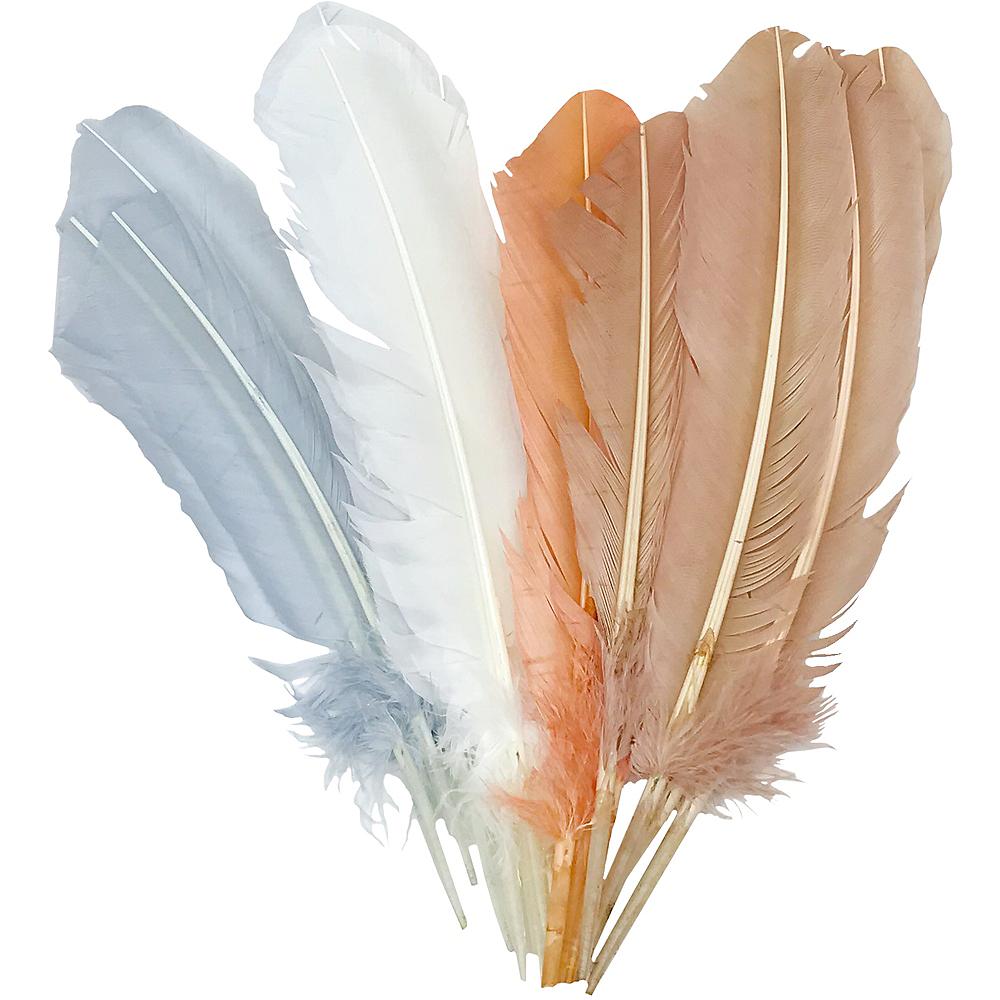 DIY Light Feathers 15ct Image #1