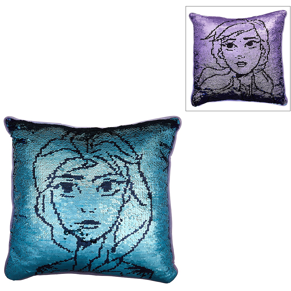 Frozen 2 Pillow Image #1