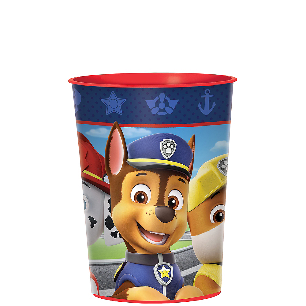 PAW Patrol Adventures Favor Cup 16oz Image #1