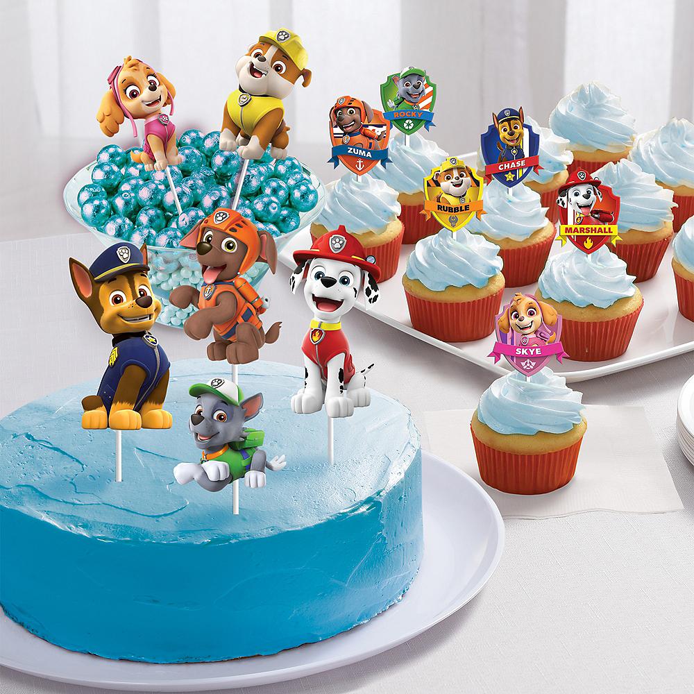 PAW Patrol Adventure Cupcake Picks  6ct Image #1