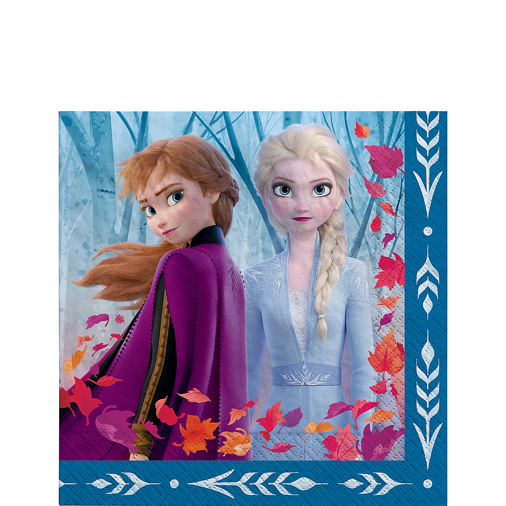 Frozen 2 Lunch Napkins 16ct Image #1